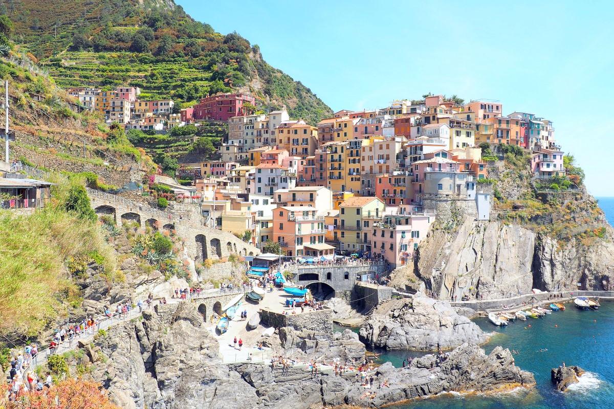 Urlaub-Italien-Cinqueterre