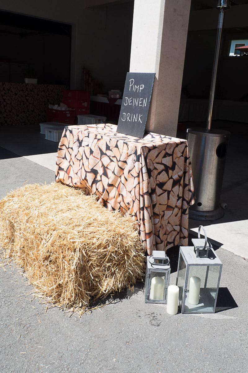 Dekostoff-Holz