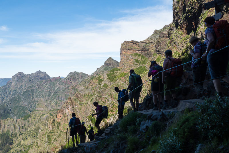 Wanderfreunde-Madeira
