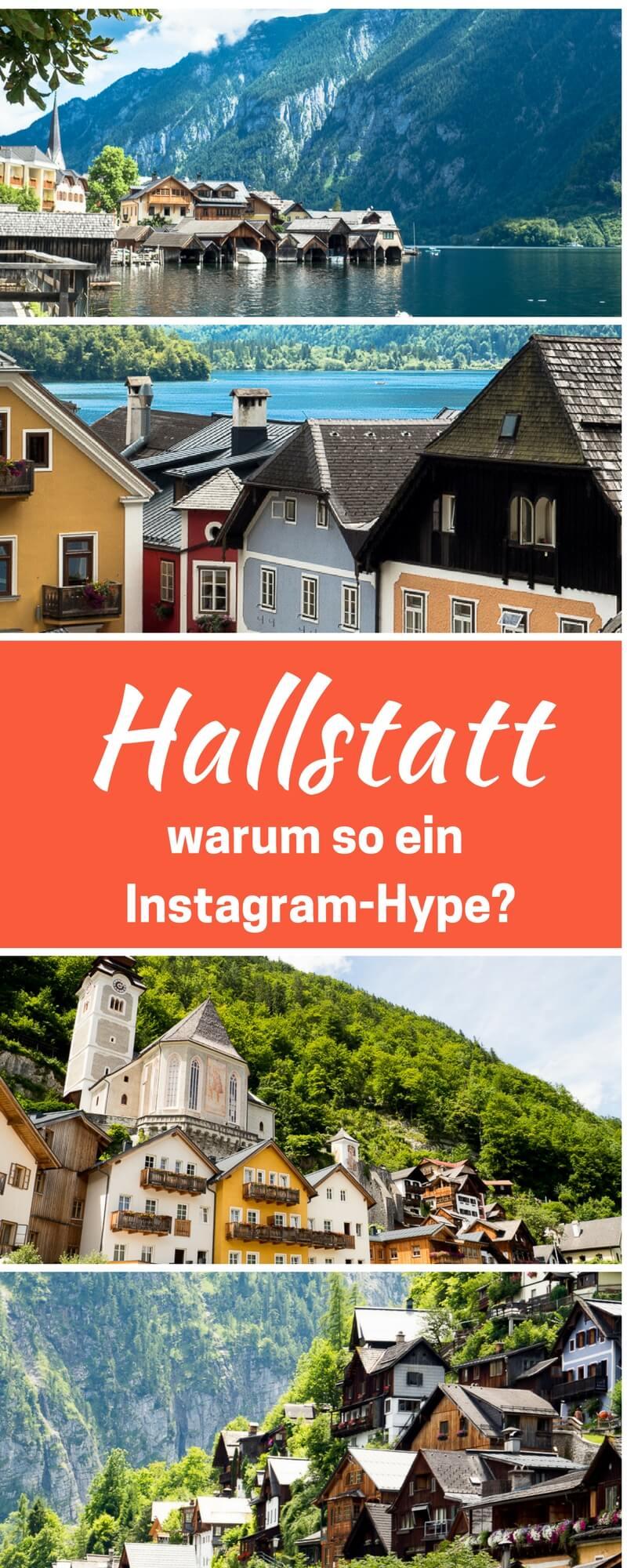 Hallstatt - das Instagram Aushängeschild von Österreich. Zu recht?