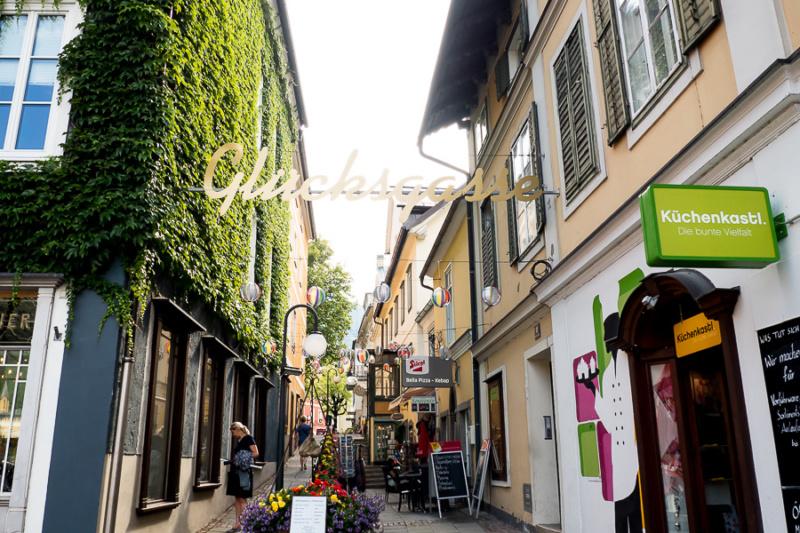 Glücksgasse Bad-Ischl