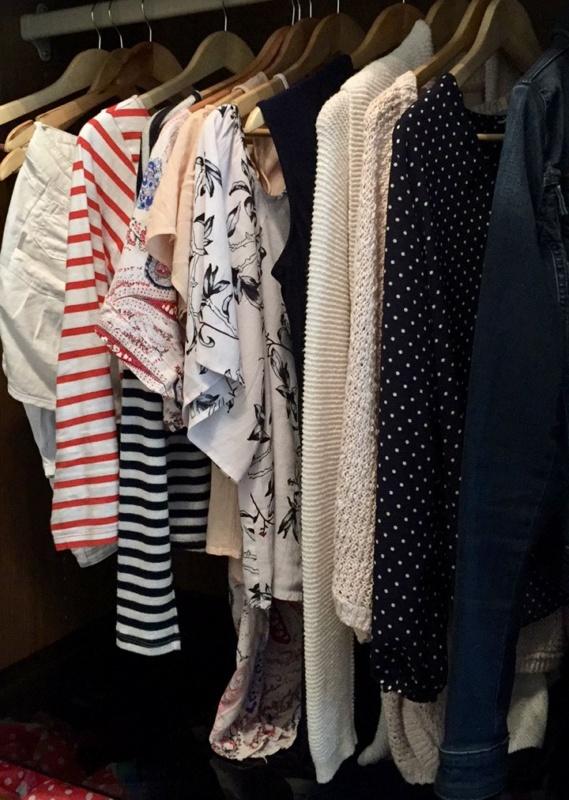 Capsule Wardrobe 30 Tage
