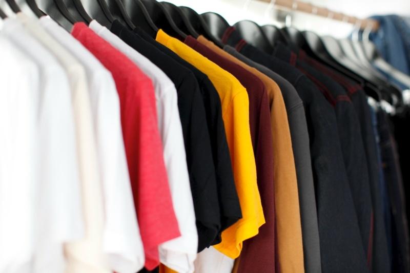 zusammenpassende Garderobe