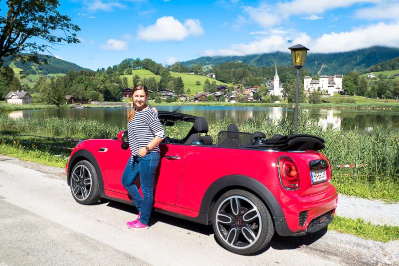 Cabrio Trip Salzburg