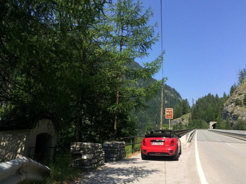 Cabrio-Tour-Grossarltal