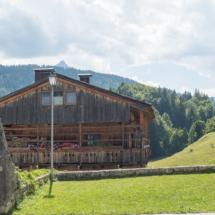 Holzhäuser Sauris