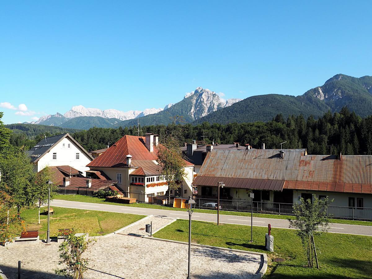 Sommer-Tarvis-Berge