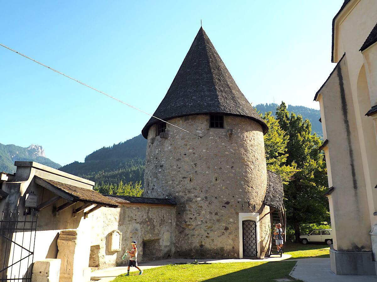 Tarvis-Kirche