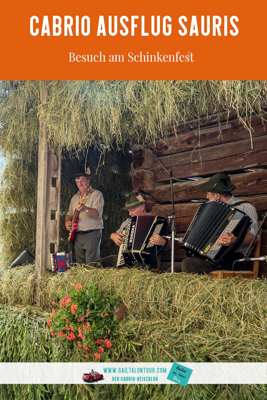 Sauris-Ausflug-Schinkenfest