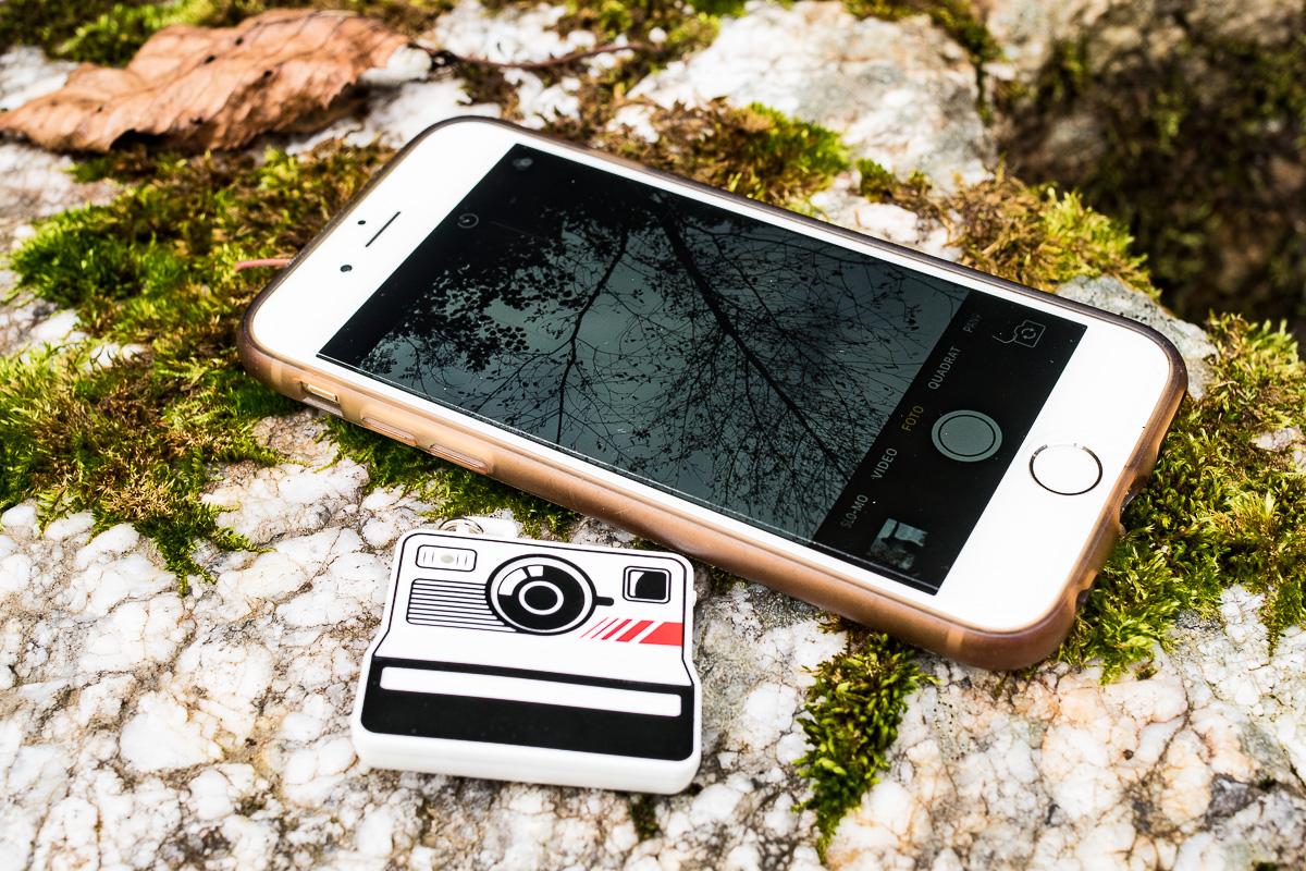 Selfie-Fernbedienung