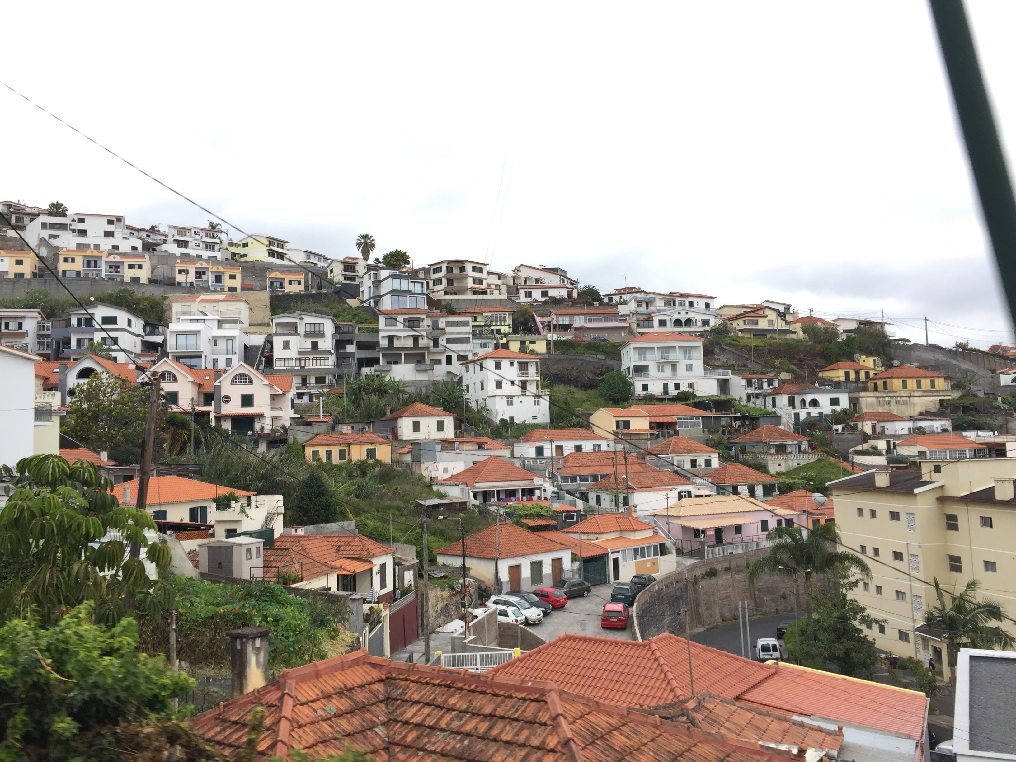 Stadtrundfahrt Funchal