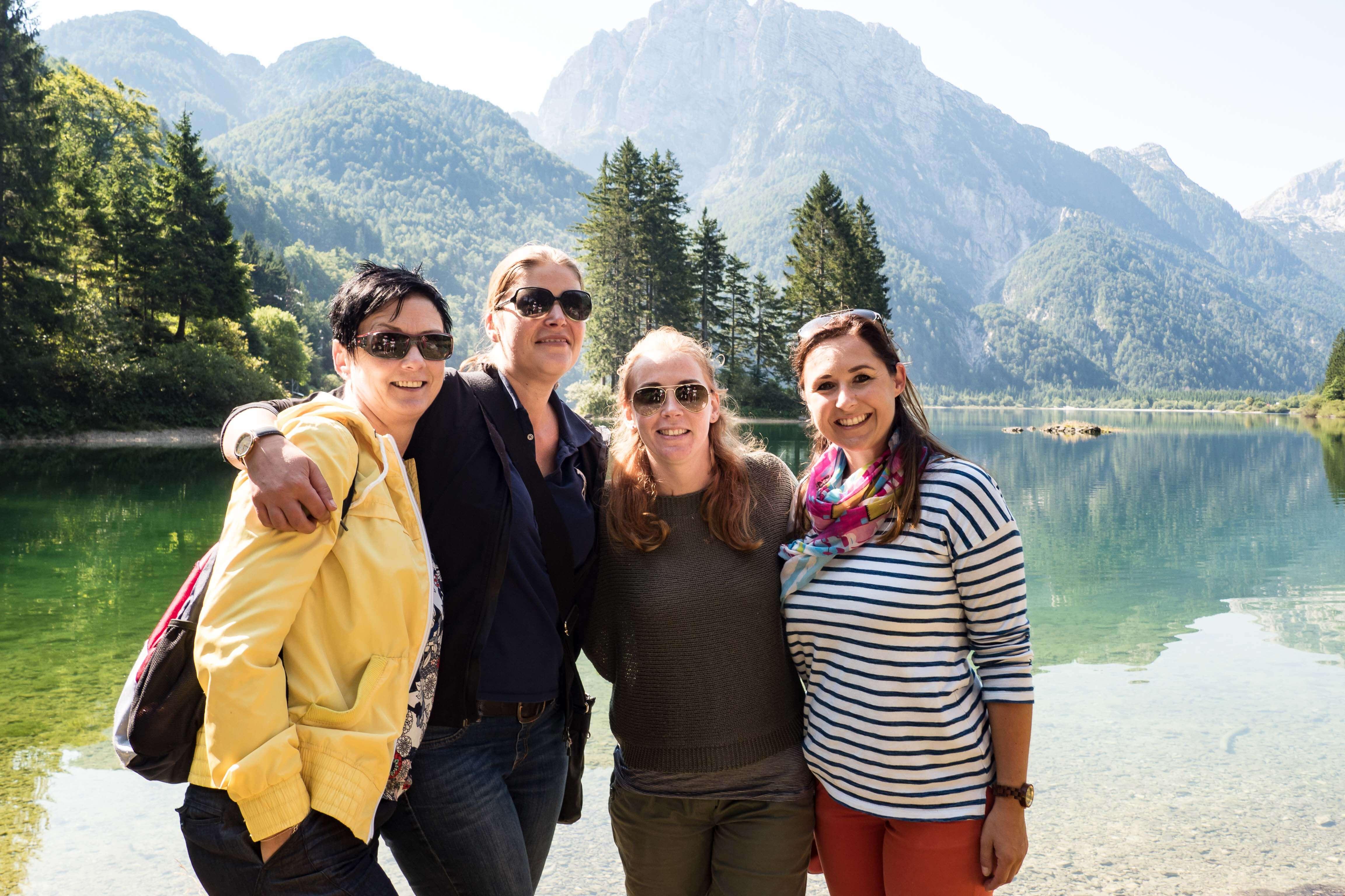 Ausflug-Raibler-See