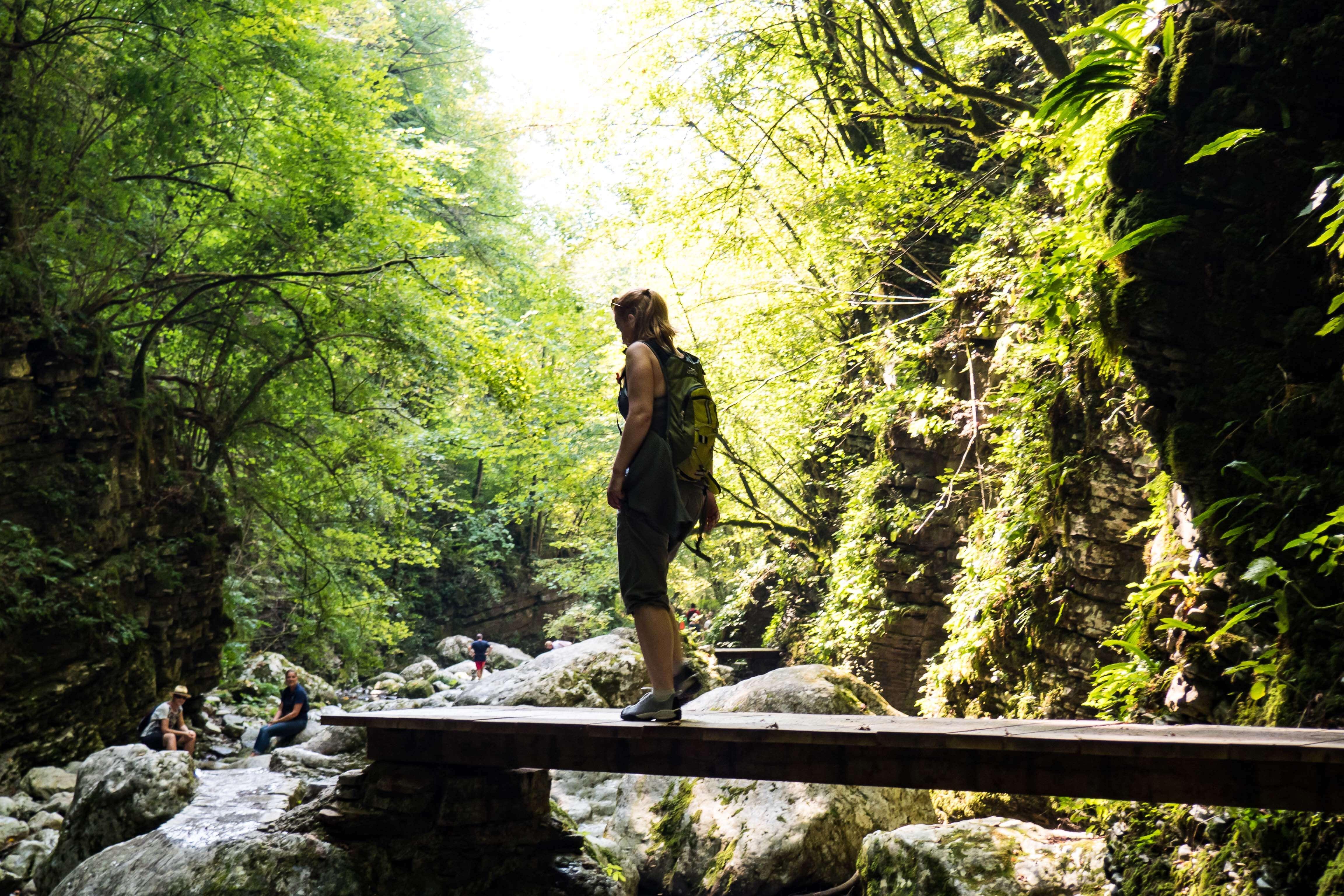 Wandern in Slovenien