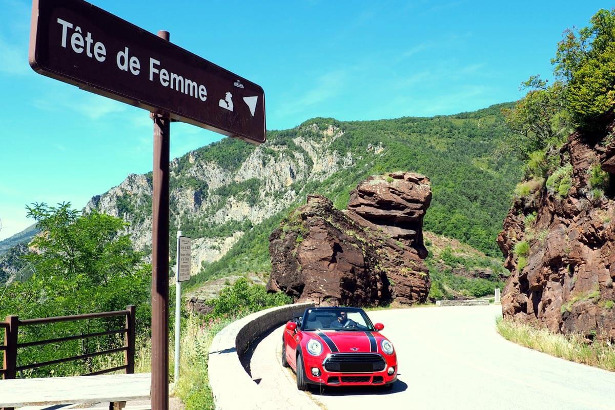 Französische-Alpen-Tour