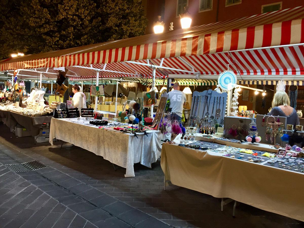 Markt Nizza