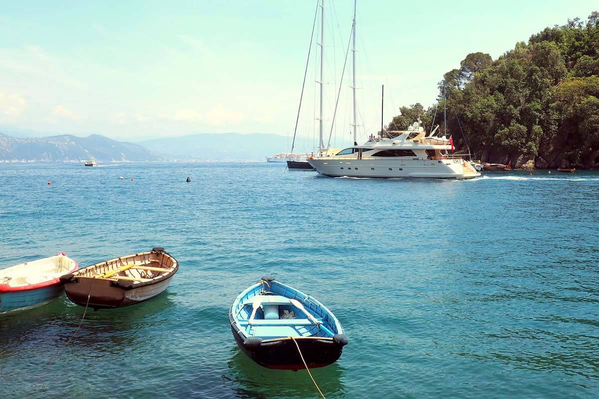 Portofino-italinische-Riviera