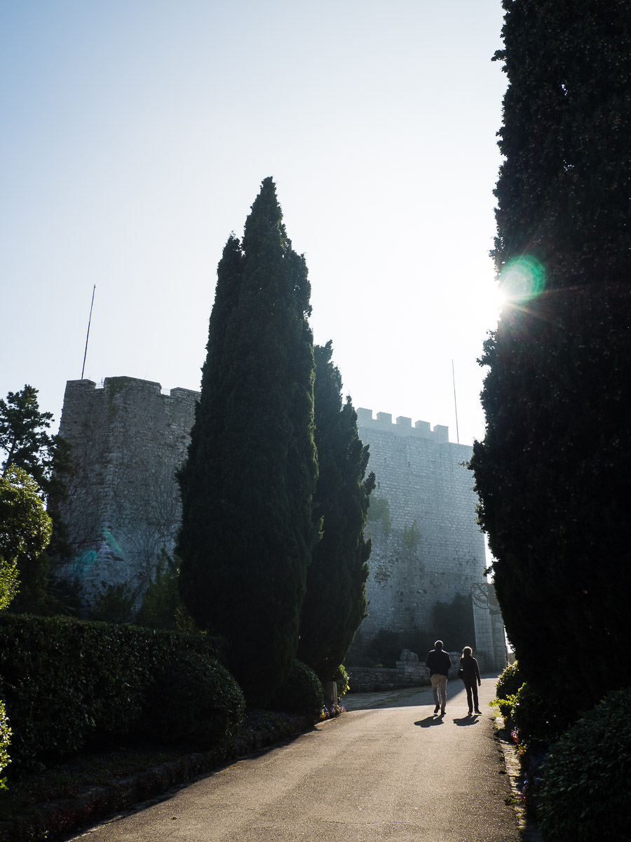 Innenhof Schlossgarten