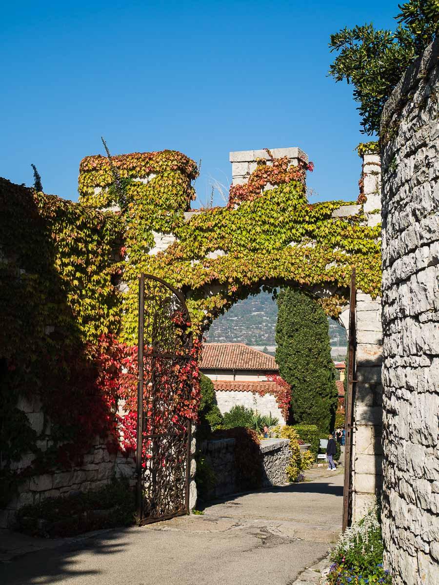 Eingang Schloss