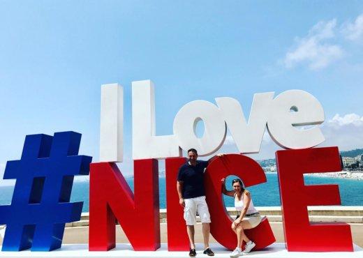 Nizza-Sign