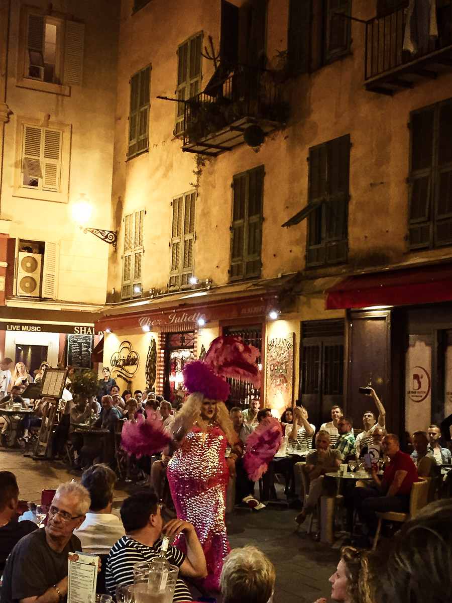 Nightlife Nizza gayfriendly