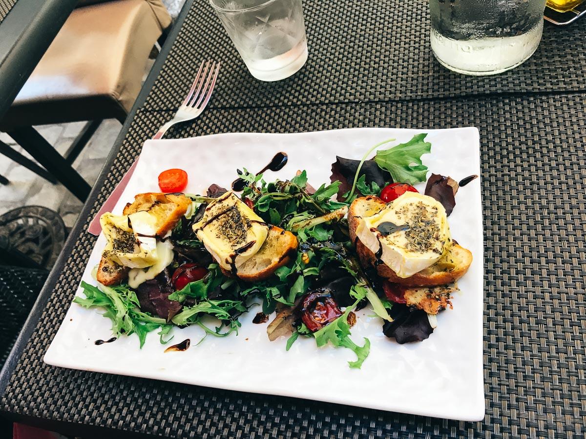 Salat St. Tropze