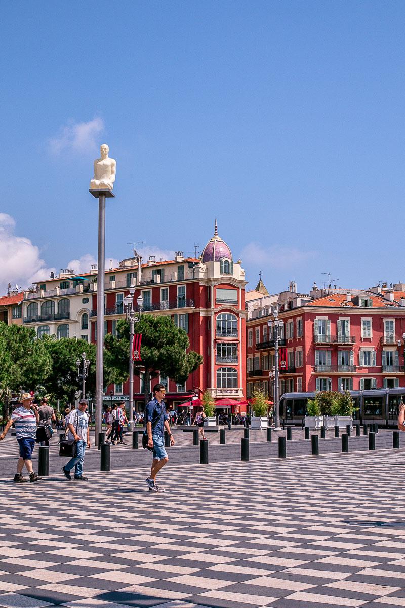 Massena-Platz-Nizza