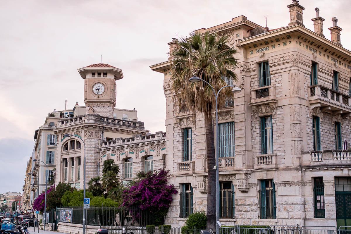 Architektur-Riviera
