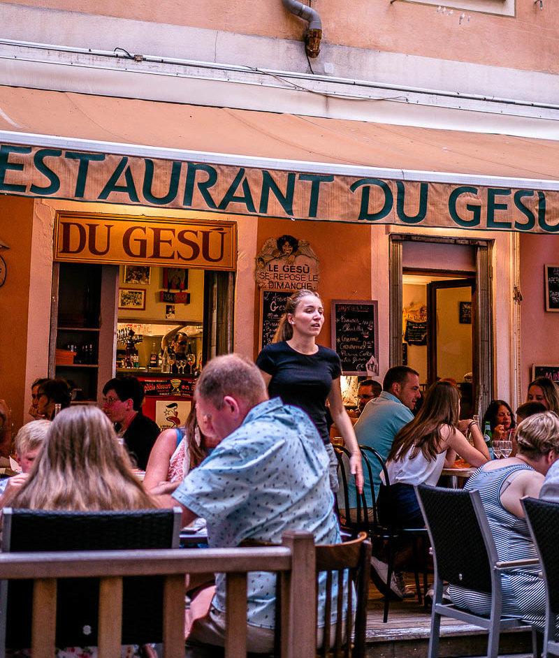 Restaurant du Gesu
