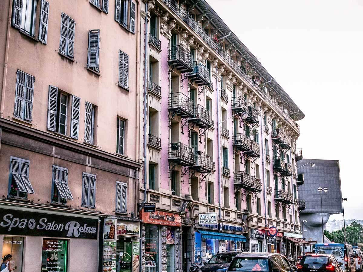 Riquier-Nizza-Stadtteil