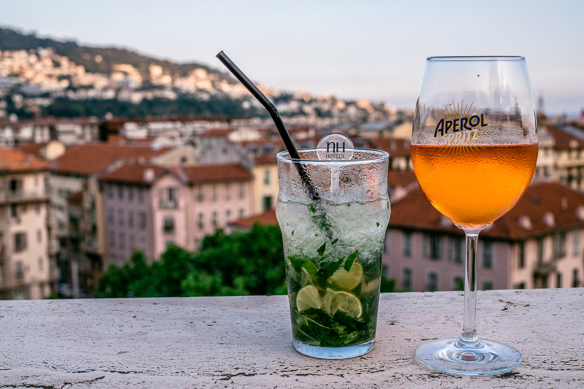 sundowner-Nizza