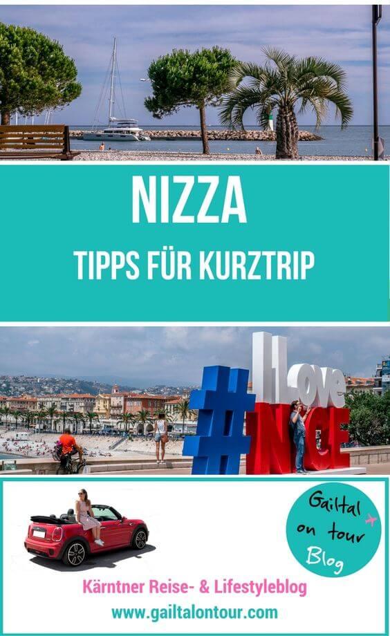 Nizza Tipps für die Städtereise