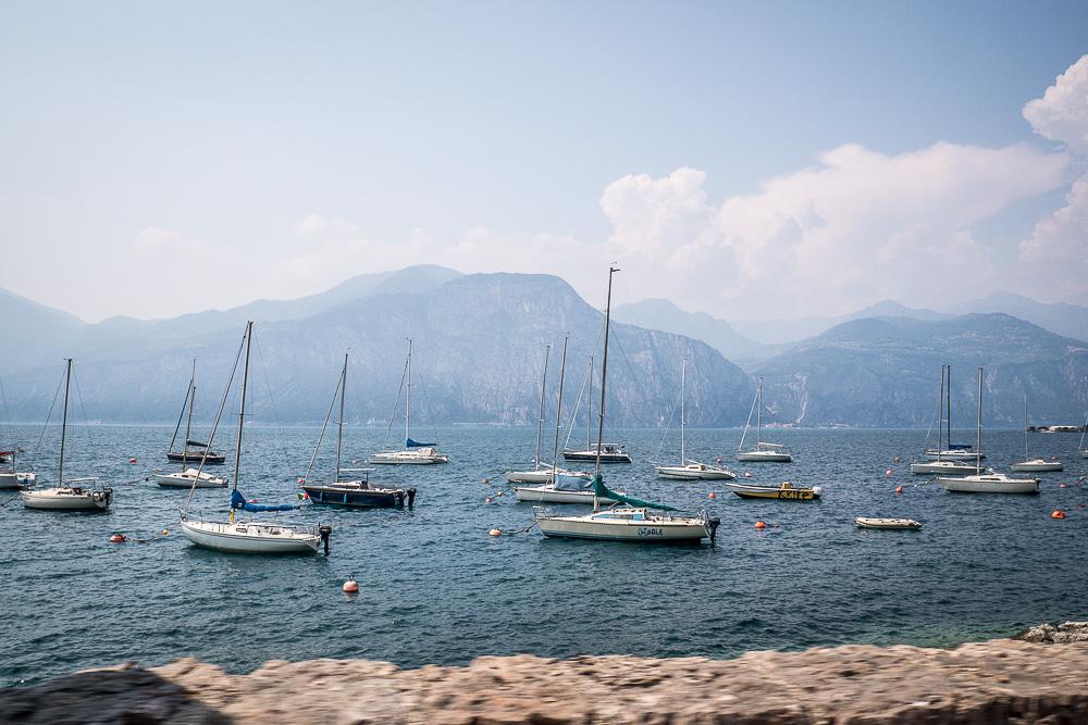 Gardasee Italien Reisen