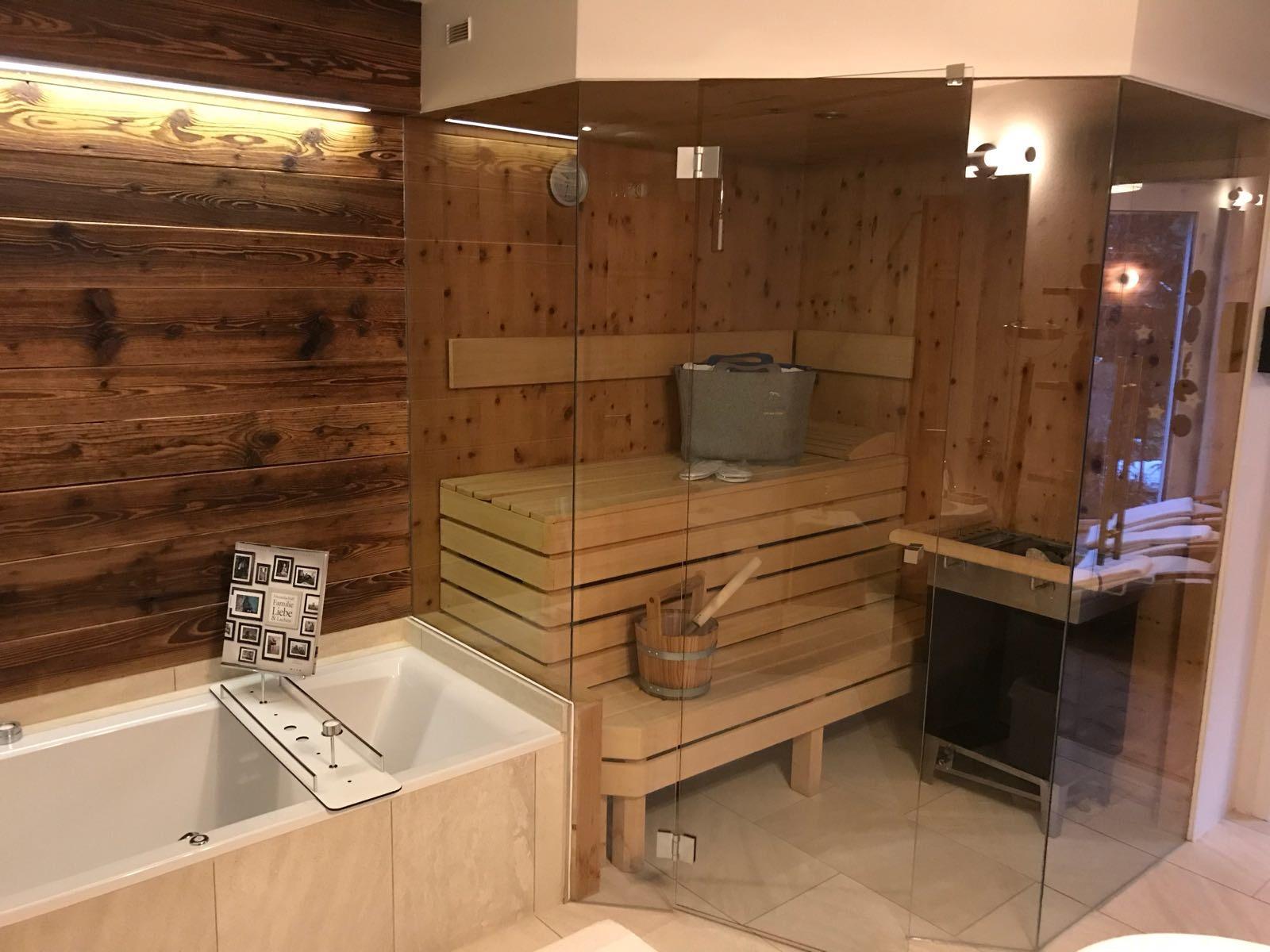 Chalet mit Sauna und Ruhebereich in Salzburg