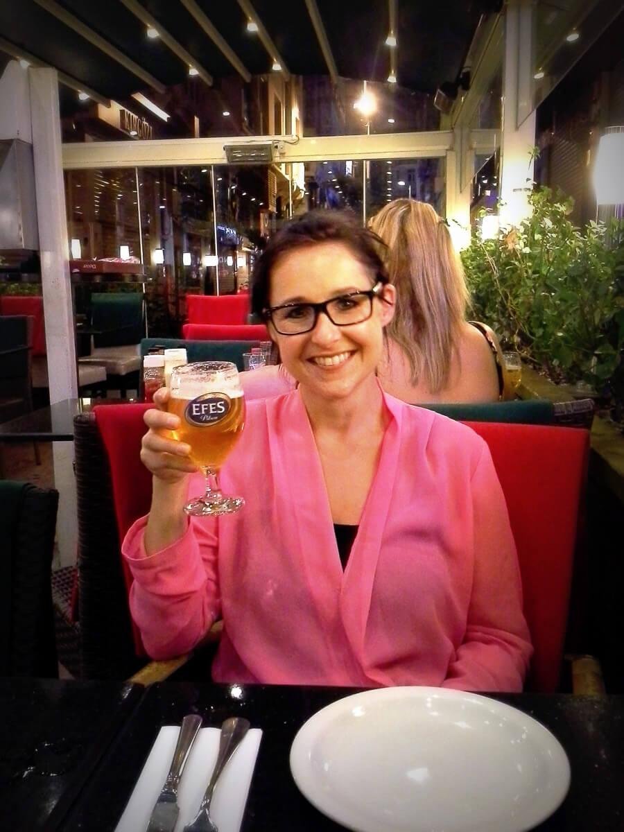 türkisches-Bier-Istanbul
