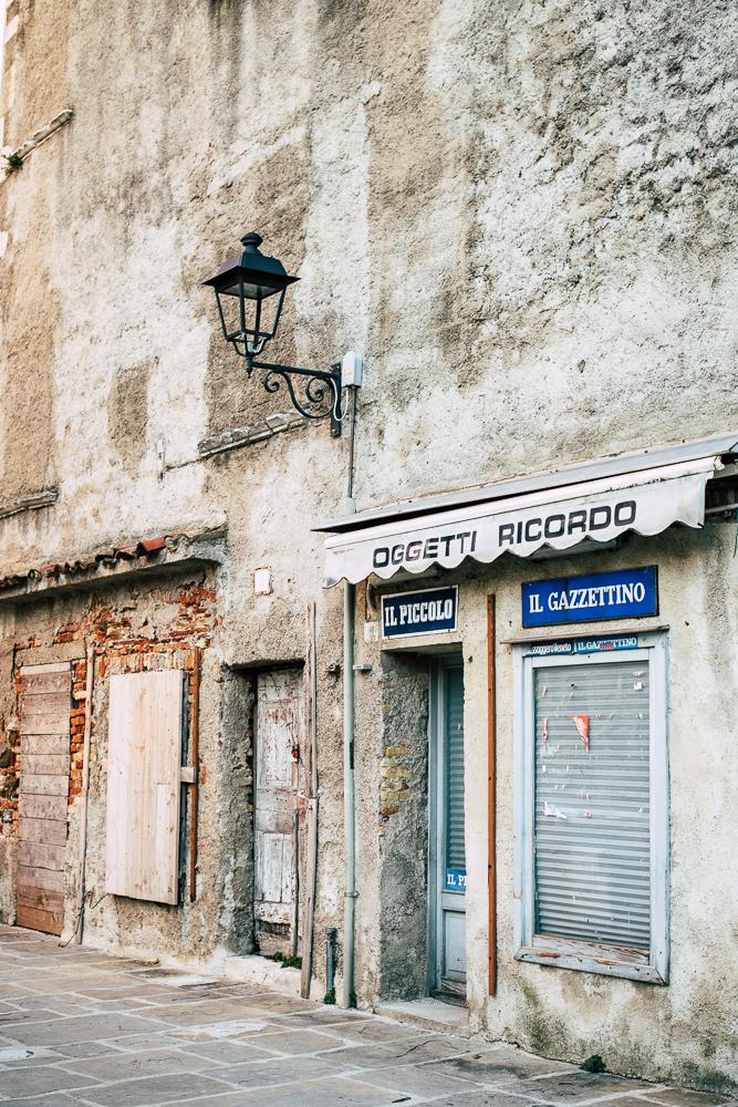Altstadt von Grado