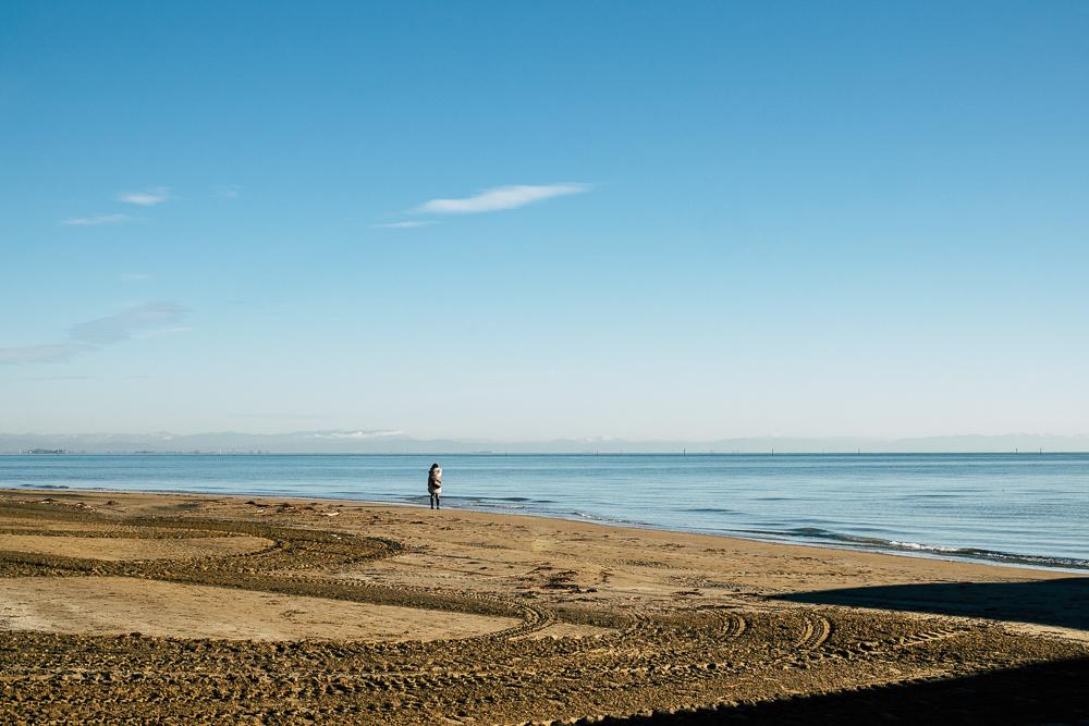 lignano-meer