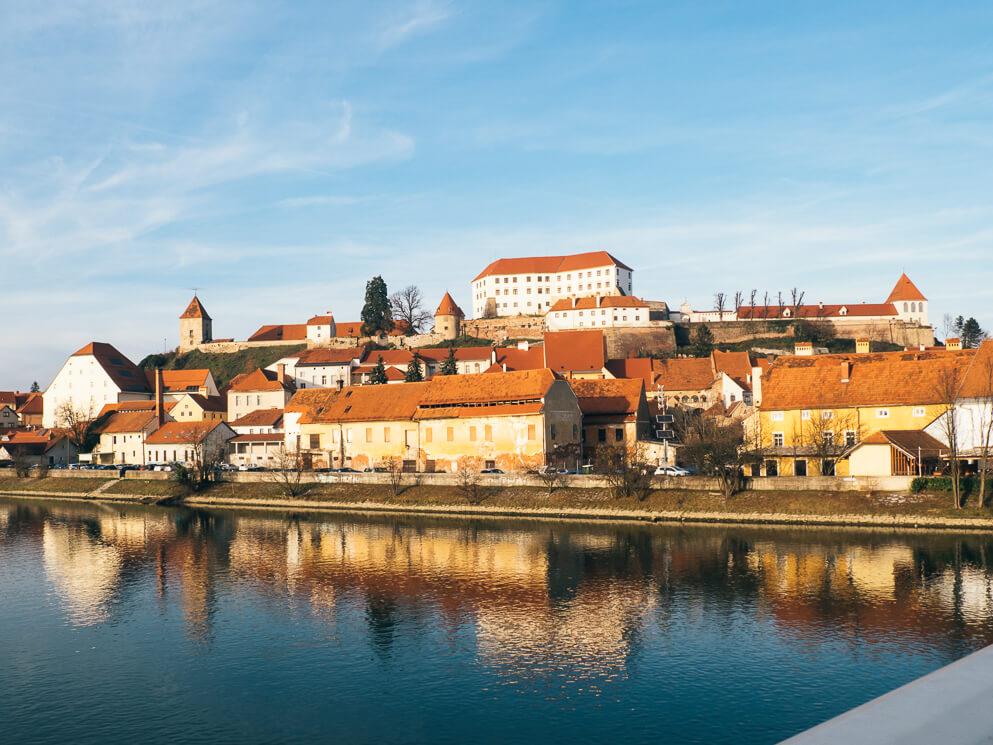 Pettau die älteste Stadt in Slowenien