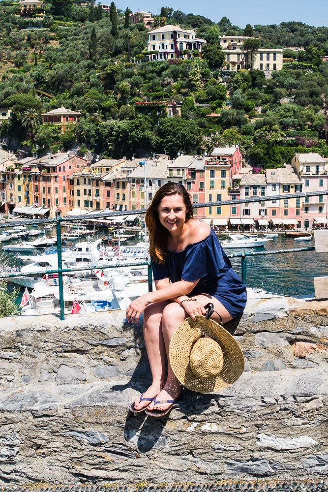 Portofino-Reiseführer-Riviera