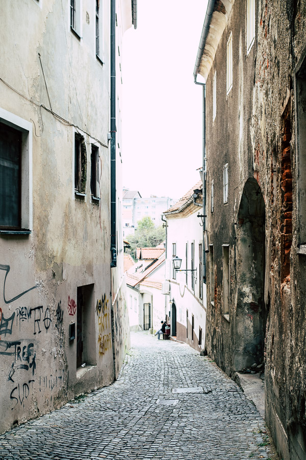 Altstadt Maribor Slowenien