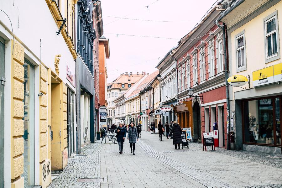 Shoppen in Maribor