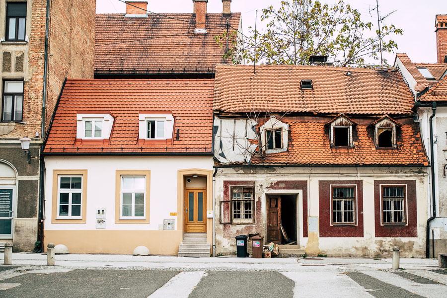 Stadtbild Maribor