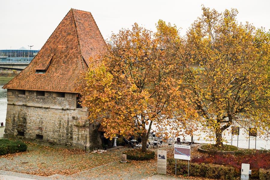 Maribor im Herbst