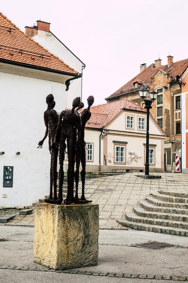 jüdisches Viertel Marburg