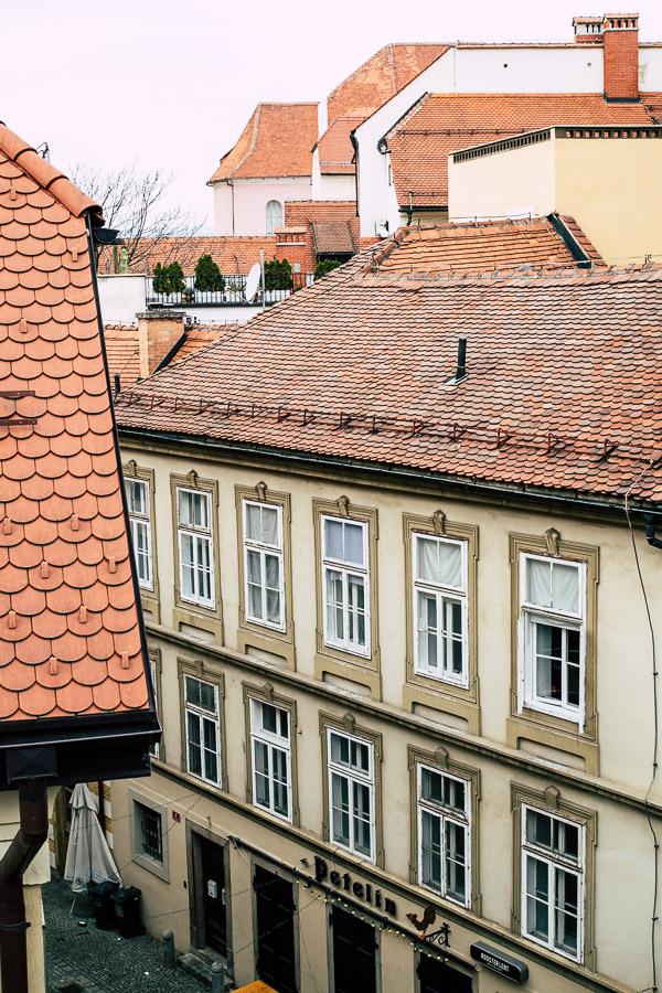 Gassen Altstadt Maribor
