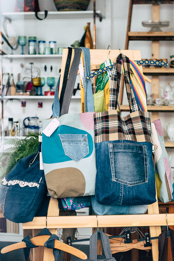 Upcycling shoppen in Maribor
