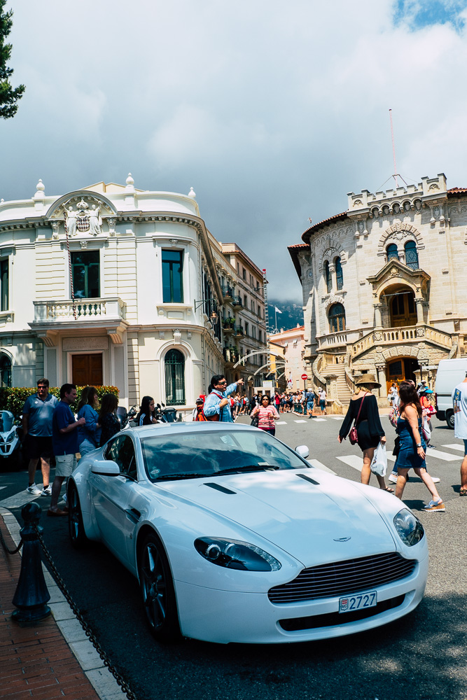 Urlaub Ausflug Monte Carlo