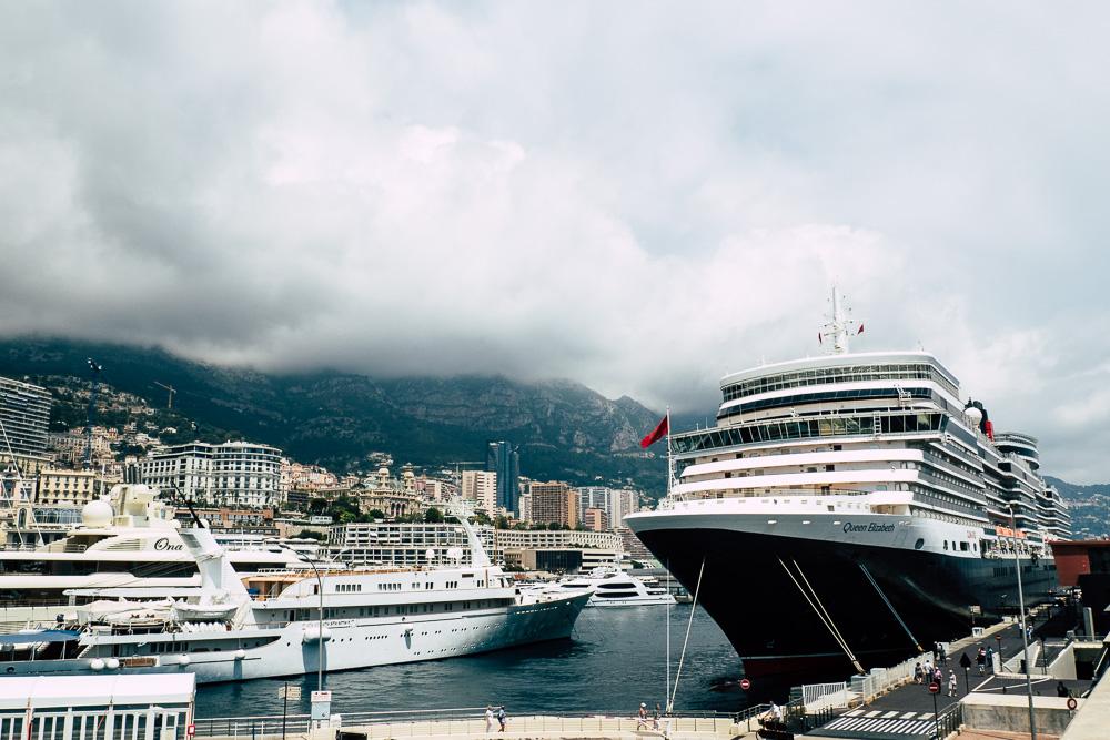 Hafen Monte Carlo