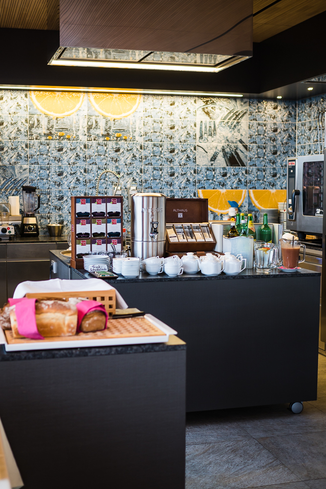 Frühstücksbuffet Hotel Garni Gamlitz