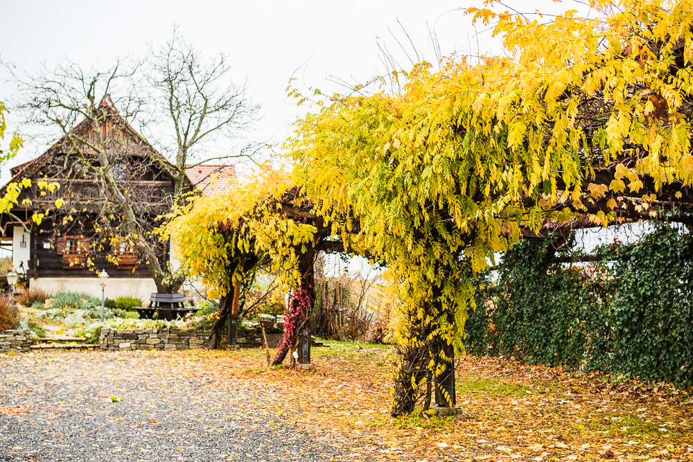 Kurzurlaub im Herbst in der Steiermark