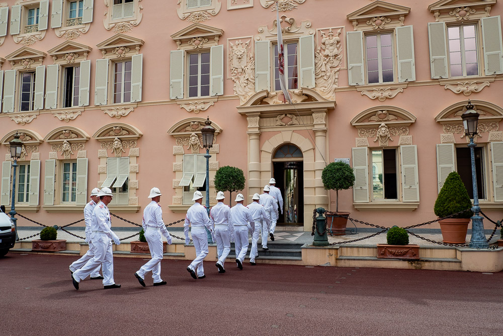 Wachablöse Monaco